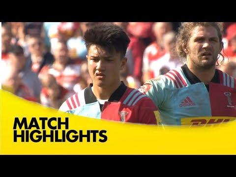Gloucester Rugby v Harlequins - Aviva Premiership Rugby 2017-18