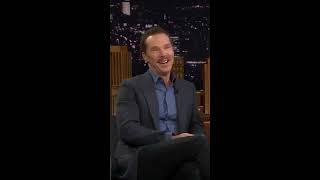 Try not to laugh challenge with Benedict Cuberbatch and Jimmy Fallon