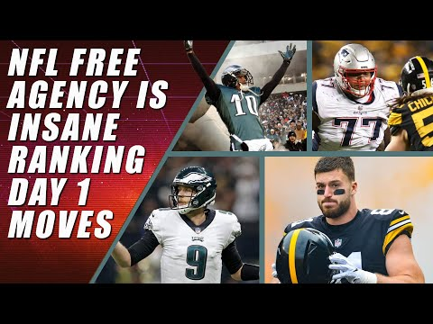 NFL Free Agency Frenzy 2019: Grading Every Move