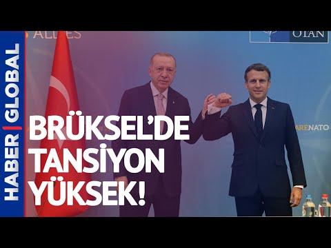 Ve Erdoğan-Macron Görüşmesi Gerçekleşti!