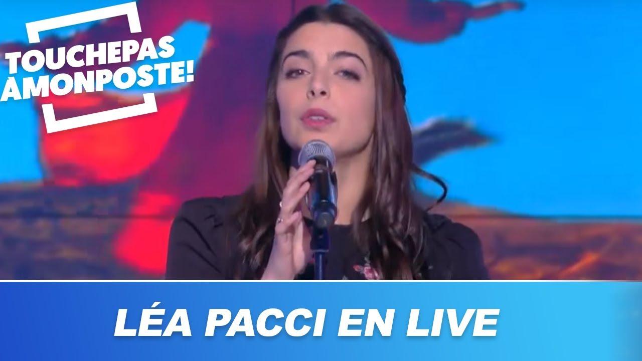 Léa Paci - Pour aller où ? (Live @TPMP)