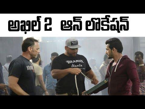Akhil Vikram Kumar movie on location   #Akhil2   Nagarjuna   Annapurna Studios   Indiaglitz Telugu