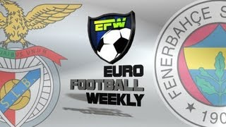 Benfica vs Fenerbahce Semi Finals: UEFA Europa League 2013