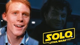 """SOLO: A Star Wars Story Trailer (""""Young"""" Ron Howard Style)"""