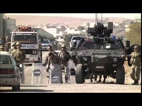 2127 TURKEY SYRIA CRISIS BORDER MORNING