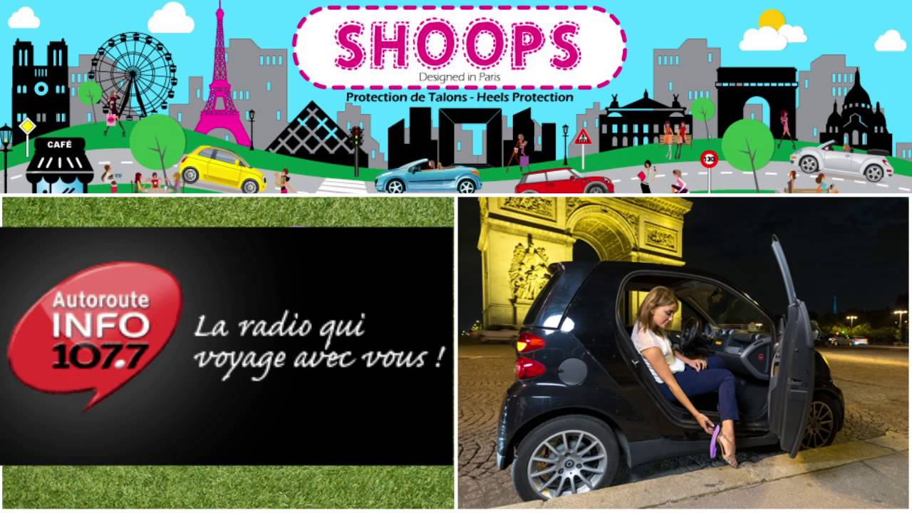 shoops sur autoroute info 107 7 youtube. Black Bedroom Furniture Sets. Home Design Ideas