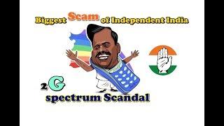 2G Spectrum Scam | India's Biggest Political Scam Ever | Case Study | Hindi