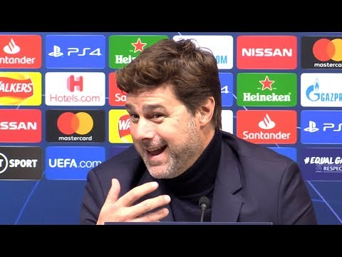 Tottenham 5-0 Red Star Belgrade - Mauricio Pochettino Post Match Press Conference - Champions League