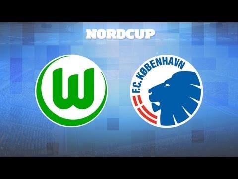 Hele kampen: VfL Wolfsburg vs F.C. København | Nordcup 2013  | fcktv.dk