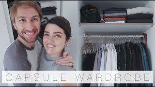 Making My Husband a Capsule Wardrobe | An Edited Life | The Anna Edit