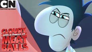 Cloudy with a Chance of Meatballs | Master of the Arcade | Cartoon Network