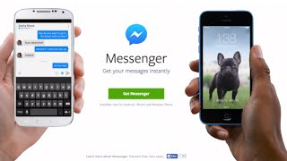 Why Facebook Wants You To Download Its Messenger App