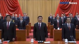 World news   Xi says China won't be dictated to by an outsider