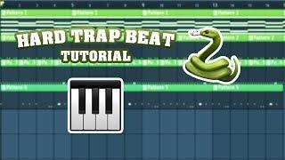 (Ücretsiz Proje Yükleme)20 FL Studio sabit Trap Beat Öğretici