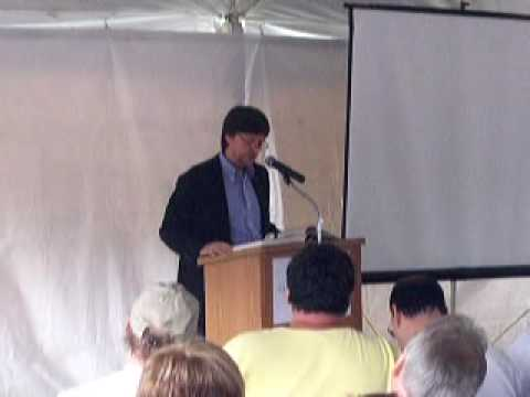 Ken Burns reads Sullivan Ballou letter