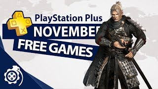 PlayStation Plus (PS+) November 2019