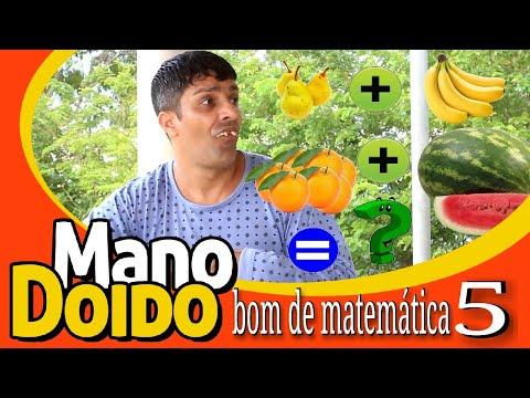 BOM DE MATEMÁTICA 5 - PIADA DE JOÃOZINHO - MANO DOIDO PARAFUSO SOLTO thumbnail