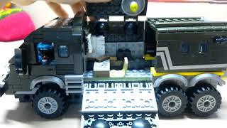 Лего. Военные машины