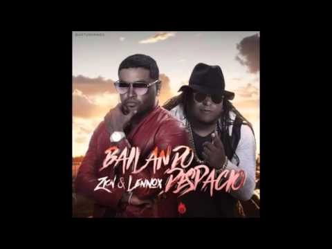 Zion & Lennox - Bailando Despacio (Video Lyric)