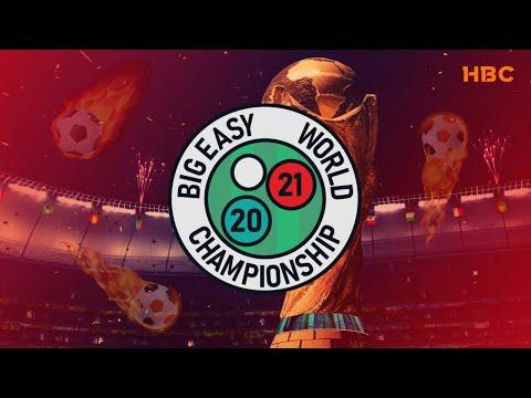 Big Easy World Championship 2021 - group stage: South Korea - Netherlands