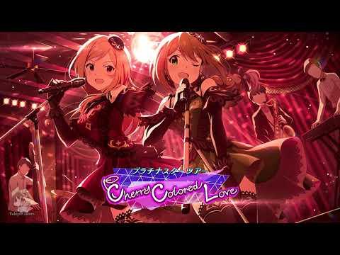 「ミリシタ」Cherry Colored Love (Event BGM) - Idolm@ster ML: Theater Days