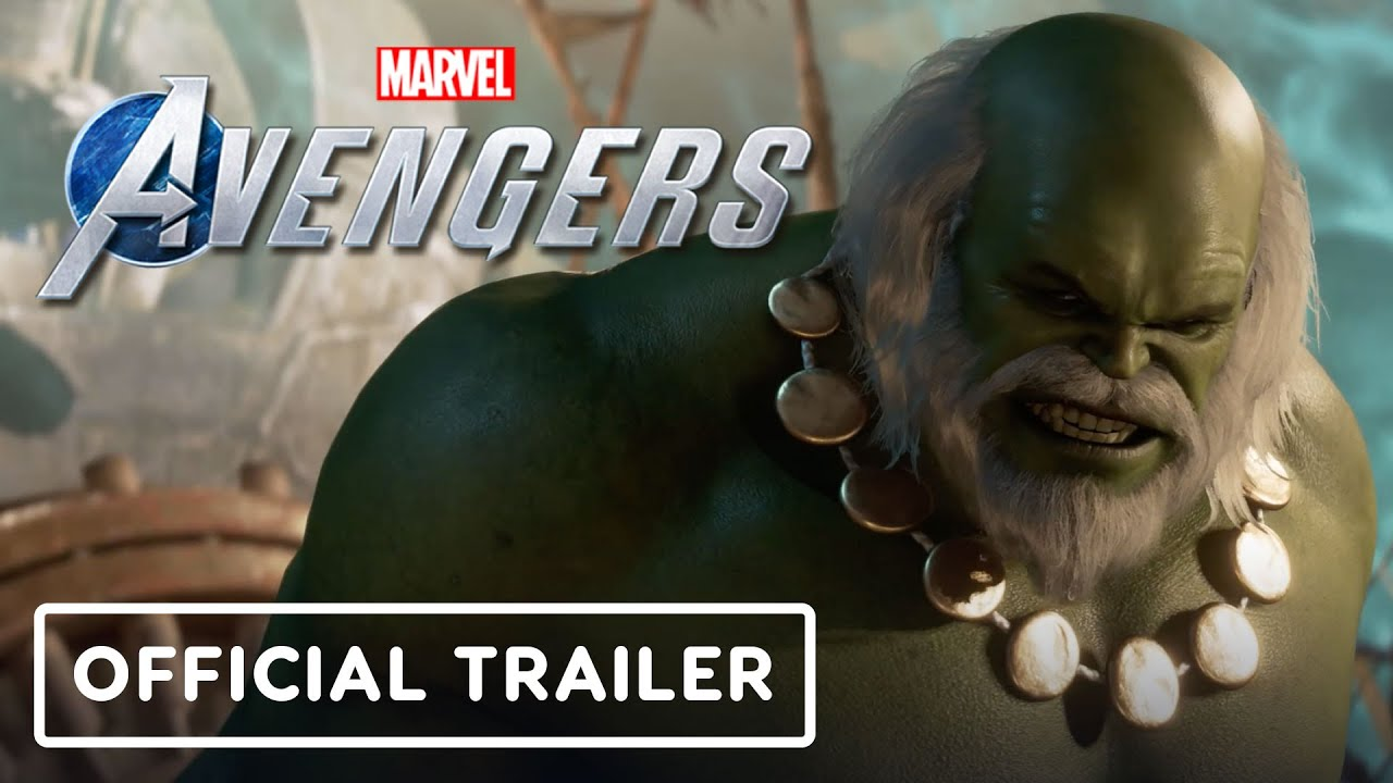 Marvel's Avengers - Official PS5 & Xbox Series X|S Trailer