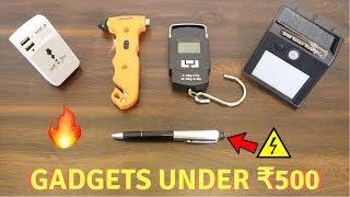 Unique Gadgets Under Rs500   Part 18   Tech Unboxing 🔥