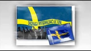 Sveriges Nationaldag 6 juni 2018- Ngày Quốc Khánh Thụy Điển- Video by UL