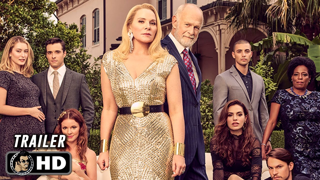 Download FILTHY RICH Official Trailer (HD) Kim Cattrall