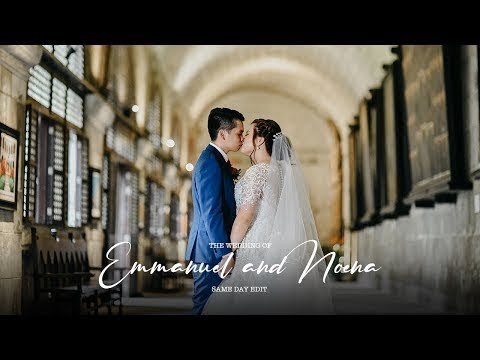 Emmanuel And Noena   On Site Wedding Film By Nice Print Photography