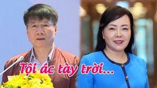 Lộ mặt đường dây chạy tội cho Bộ trưởng y tế Nguyễn Thị Kim Tiến