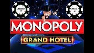 ⭐️ HIGH LIMIT MONOPOLY GRAND HOTEL ⭐️LOCK IT LINK NIGHT LIFE SLOT MACHINE MOHEGAN SUN