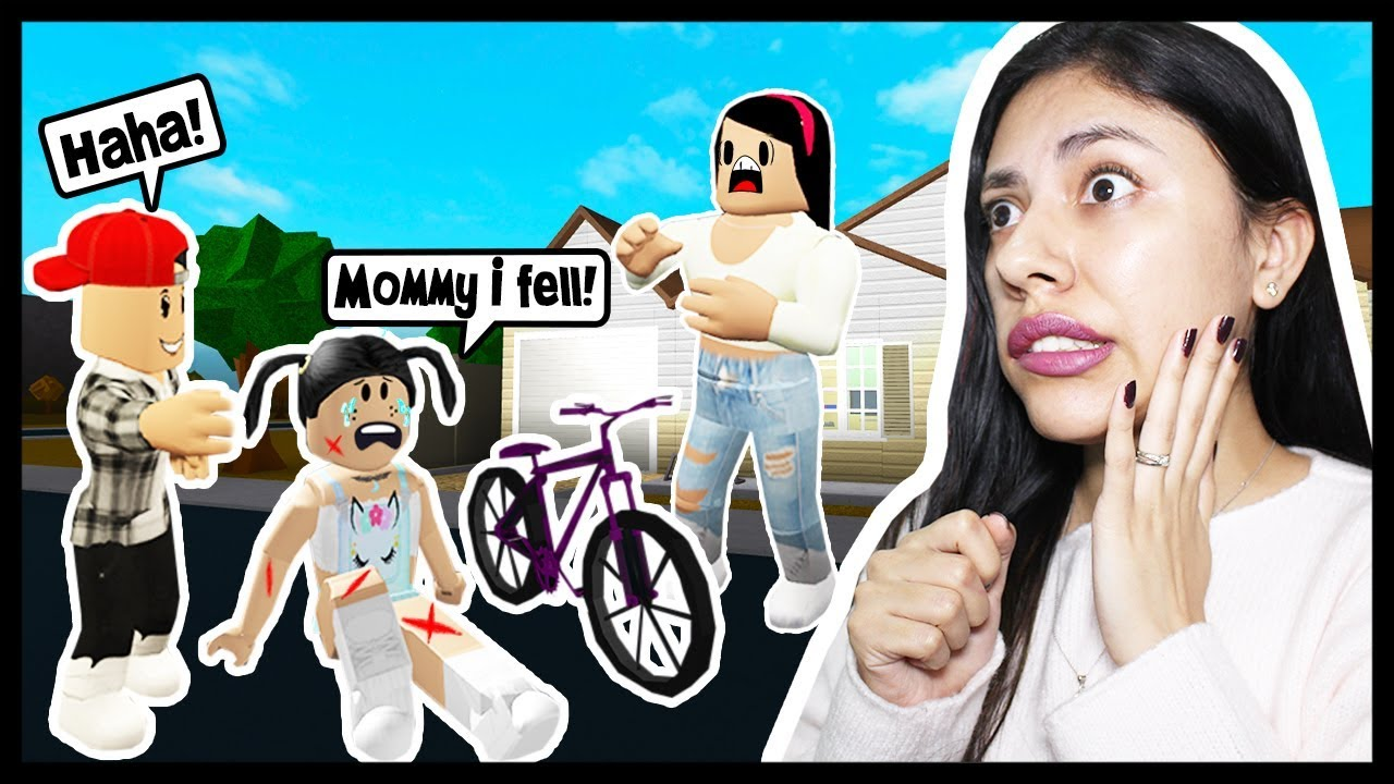 teaching-my-daughter-how-to-ride-a-bike-roblox-roleplay-bloxburg