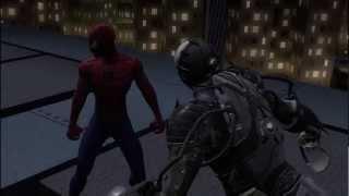 Spider-Man 3: Walkthrough Part 27 (Scorpion Boss) [1080 HD]