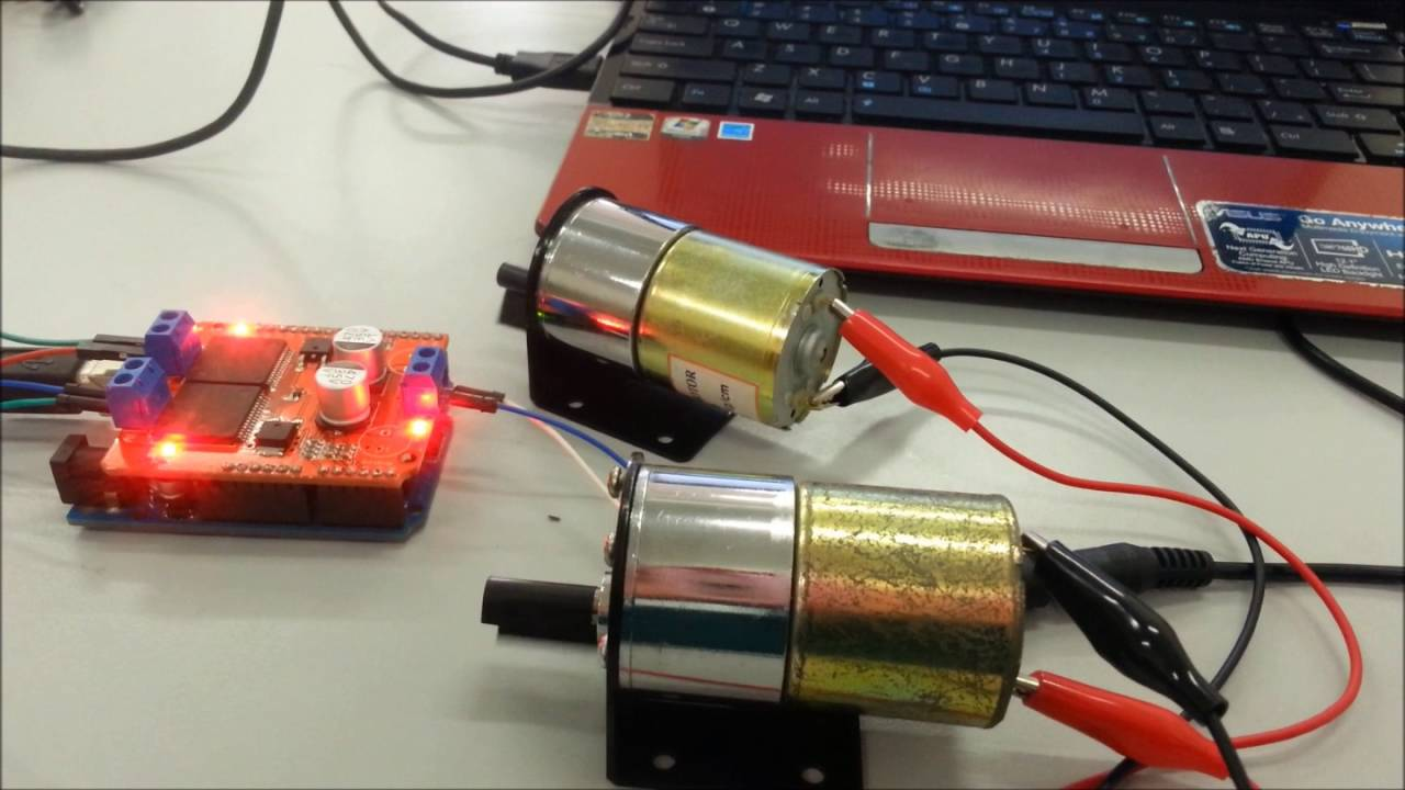 Tutorial for Monster Motor Shield VNH2SP30 : 10 Steps (with Pictures)