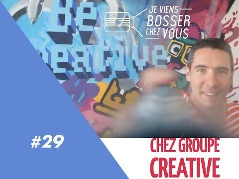 Je bosse chez Groupe Creative dans ses nouveaux locaux top ! #29 Jeviensbosserchezvous©