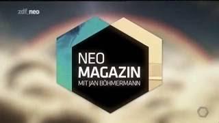 Neo Magazin - Folge 2 mit Gunter Gabriel und David Garrett [Teil 1/3]