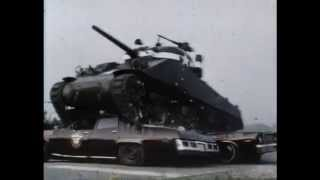 1984 - Der Tank - James Garner - Trailer - german - deutsch