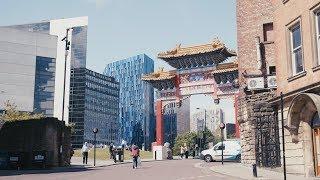 Newcastle's Chinatown - studying at Newcastle University