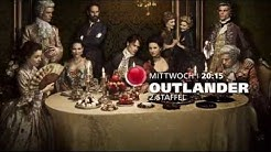 Outlander Season Staffel 2 VOX german deutsch Trailer lang