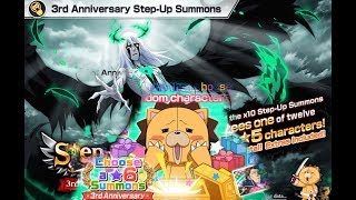 Over 2K orbs for Bleach Brave Souls 3rd Anniversary summon, choose a 6 star and A LOT MORE!!