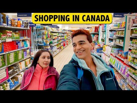 Shopping In Canada: Walmart| Costco| Dollarama