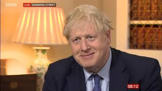PM Boris Johnson's full BBC interview