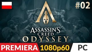 ASSASSIN'S CREED ODYSSEY PL  #2 (odc.2)  Ikarus oraz Fubu | Gameplay po polsku