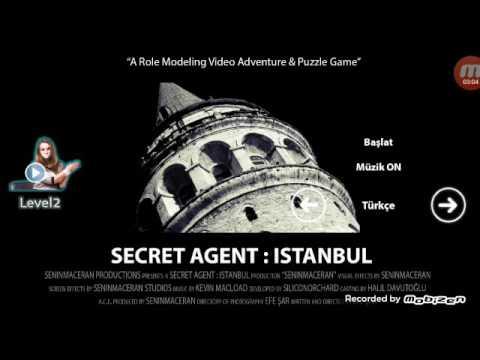 SECRET AGENT:İSTANBUL