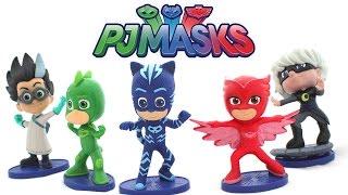 PJ MASKS SUPER PIGIAMINI VALIGETTA COLORI E DISEGNI, giochi per bambini, pj masks sempre con noi!