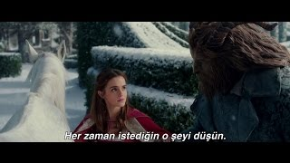 Güzel ve Çirkin (Beauty and the Beast) Türkçe Altyazılı 2. Fragman / Emma Watson, Disney Filmi
