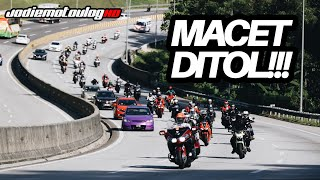 MACET + KEHUJANAN = MANTAP JIWA!!! - HONDA ASIAN JOURNEY (PART 3 END)