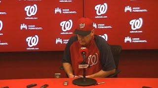 MIA@WSH: Williams talks about Zimmermann