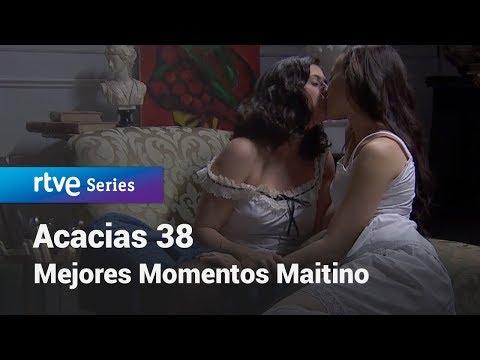 Acacias 38: Los mejores momentos de #Maitino #Acacias38   RTVE Series